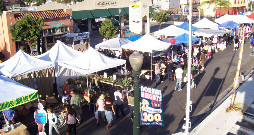 Adams Ave Street Fair